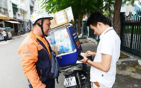 Khổ vì 'đổi, trả' khi mua hàng online