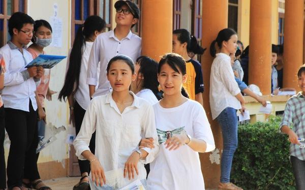Nghệ An: 4,6 điểm vào lớp 10, nhiều trường vẫn lo thiếu học sinh