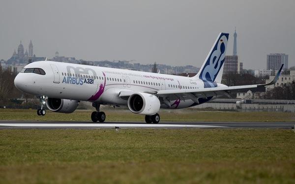 AirAsia chi 23 tỉ USD dự định sắm máy bay Airbus