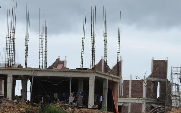Phát hiện 26 biệt thự xây 'lụi' trên bãi biển Ngũ Hành Sơn