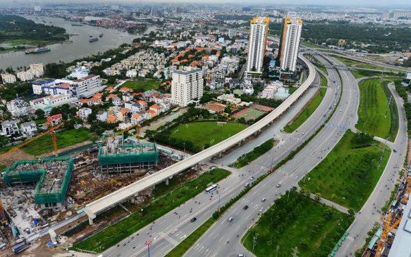 Sẽ trình Quốc hội hai dự án metro số 1 và số 2 TP.HCM