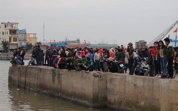 Tìm thấy thi thể thứ 2 trong số 15 ngư dân Thanh Hóa mất tích