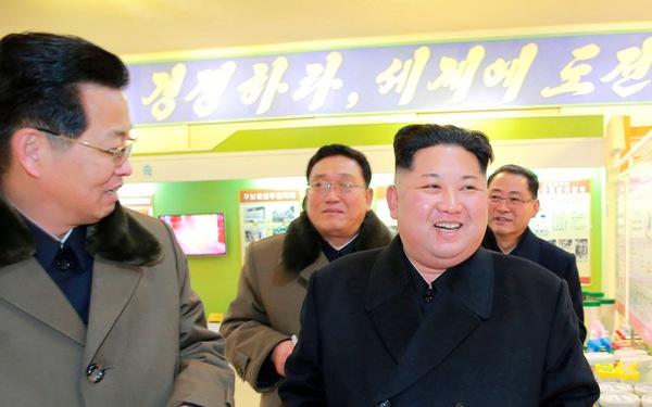 Mỹ tự tin đang gây sức ép hiệu quả lên Triều Tiên