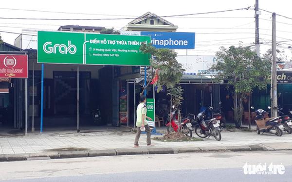 Triển khai Grab taxi ở Huế, Vũng Tàu không vi phạm đề án thí điểm