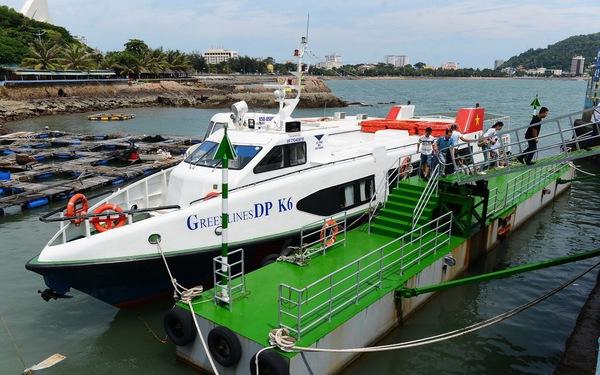 Cho phép thí điểm tàu từ bến Bạch Đằng đi Cần Giờ, Vũng Tàu