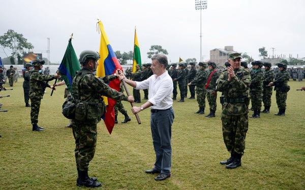 Xả súng tại thủ phủ ma túy của Colombia, 7 người chết