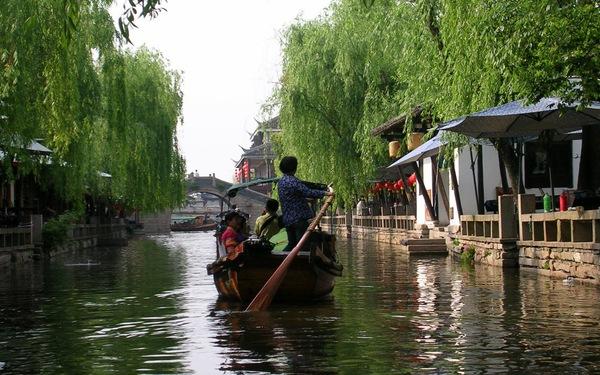 Chiêm ngưỡng Trung Hoa bát tuyệt thủy trấn