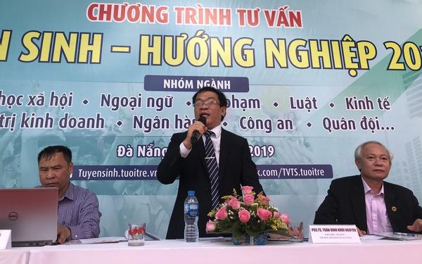 ĐH Kinh tế Đà Nẵng công bố điểm mới trong tuyển sinh 2019