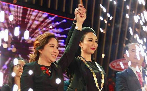 Hoa hậu Ngọc Diễm làm chủ tịch Lãnh đạo trẻ tại Việt Nam