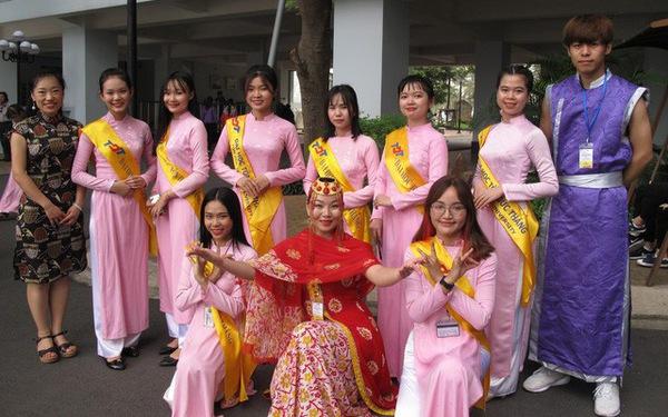 143 thí sinh nước ngoài trúng tuyển sau ĐH vào ĐH Tôn Đức Thắng