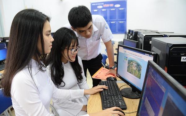 37.000 thí sinh phía Nam bước vào kỳ thi đánh giá năng lực