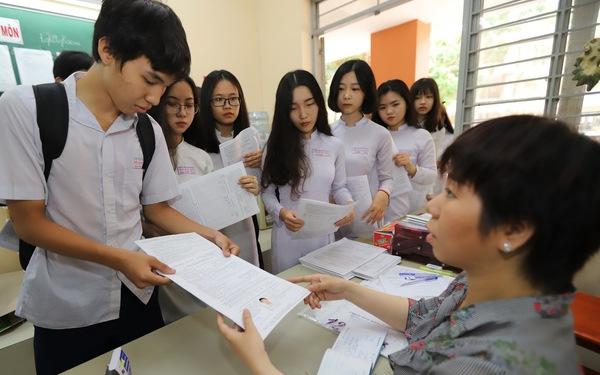 Đăng ký xét tuyển 2019: đa số chọn ngành lương cao