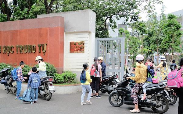 Hà Nội: báo động trường lớp quá tải