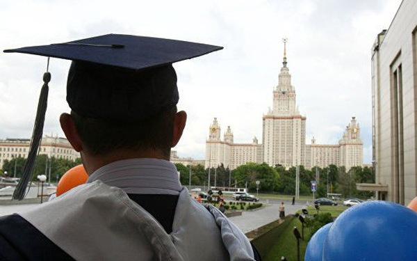 Nga bắt đầu cấp bằng cử nhân điện tử vừa tiện, vừa lợi
