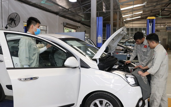 Hà Nội, gần 95% người lao động trở lại làm việc sau Tết