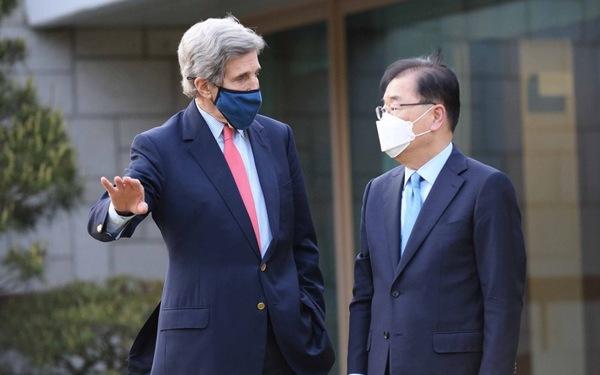 Mỹ - Hàn vênh quan điểm trong vụ xả nước thải hạt nhân Fukushima