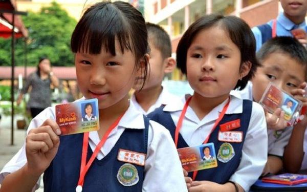 Thẻ học đường đa năng có mặt tại Việt Nam