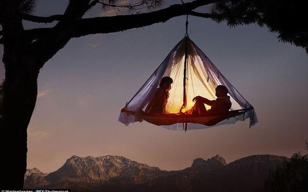 Sơn Đoòng nằm trong các khu cắm trại độc đáo nhất thế giới