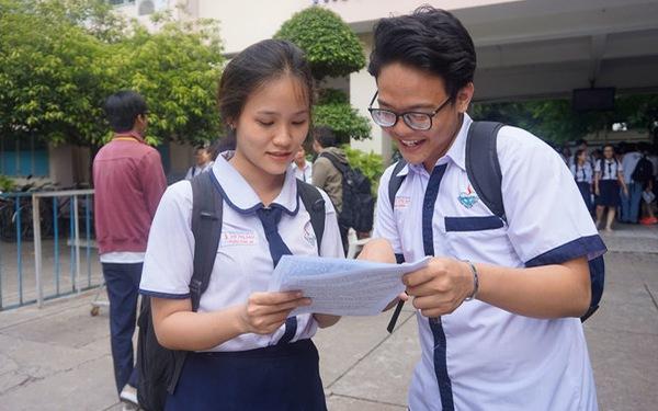 Tỷ lệ tốt nghiệp THPT 2017 nhiều tỉnh thành đạt99%