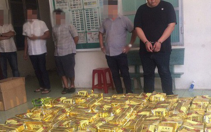 Gần 1,3 tấn ma túy tổng hợp bị thu giữ ở TP.HCM trong 9 tháng