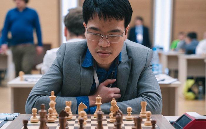 Lê Quang Liêm vào vòng 3 World Cup cờ vua