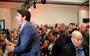 Thủ tướng Canada mặc áo chống đạn khi... tranh cử
