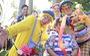 Ngày hội Hoa hướng dương và 10 ngày đồng hành 'Vì chiến binh hoa mặt trời'