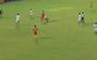 Video cầu thủ Hoàng Anh Gia Lai thoát phạt đền sau pha 'vật ngã' Merlo