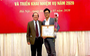 Giảng viên ĐH Duy Tân giành giải C tại giải thưởng Văn học - Nghệ thuật 2019