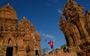 Tháp Chàm Po Klong Garai sừng sững giữa nắng gió Phan Rang