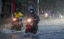 Nam Bộ mưa lớn vào chiều tối, hạn chế ra đường khi mưa gió