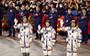 3 phi hành gia Trung Quốc đã tới trạm vũ trụ Thiên Cung