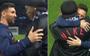 Cuộc hội ngộ đầy cảm xúc giữa Messi với Ronaldinho