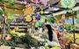 Đi siêu thị như du lịch đầu năm