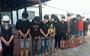 Dùng xe tải chở 'xe cọp' từ TP.HCM đến Tiền Giang để đua xe trái phép