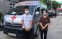 Thuê xe cứu thương từ Nghệ An 'thông chốt' vào Hà Nội để làm thủ tục du học Hàn Quốc